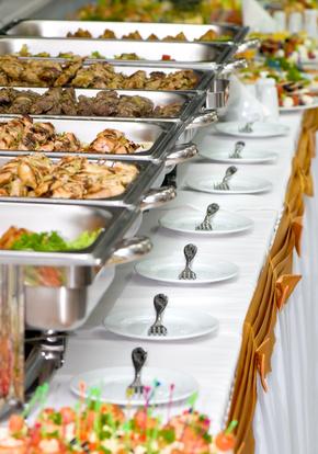 Lunch Büffet